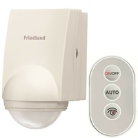 HONEYWELL - Pack Detecteur 200 + telecommande Spectra - REF - L320WHI