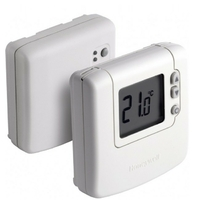 HONEYWELL - Thermostat Digital DT92A sans fil à communication - REF - DT92A1004