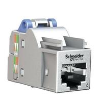SCHNEIDER ELECTRIC - Connecteur RJ45 FTP Actassi S-One - Catégorie 6 - Blindé - REF - VDIB17726B12