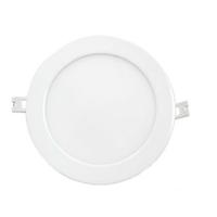 MIIDEX - Plafonnier LED Blanc Ø180 12W 4000K - REF - 77551