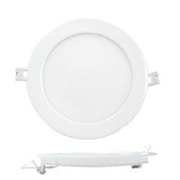 MIIDEX - Plafonnier LED Blanc Ø180mm - 12W - 3000K - REF - 7755