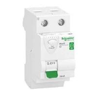 SCHNEIDER ELECTRIC – Interrupteur Differentiel Rési9 XE - 25A  courbe c - Embrochable - REF - R9ERC225