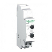 Schneider Electric - Acti9 MINt - minuterie 30s..20mn/1h - contact 16A - auto - ref - CCT15234