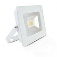 MIIDEX - Projecteur LED 20W IP65 plat blanc jour 4000K sans détecteur - REF - 800426
