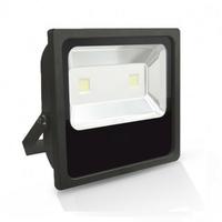 MIIDEX - Projecteur LED 120W IP65 plat gris jour 4000K sans détecteur - REF - 80454