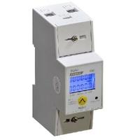 DIGITAL ELECTRIC - Compteur 2 modules 80A Modulaire monophasé - Réf - 14116