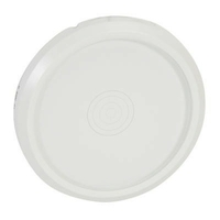 LEGRAND - Enjoliveur Céliane - commande tactile - Verre Kaolin/blanc - REF 068041