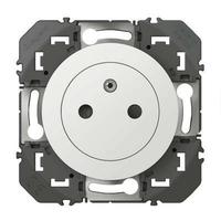 LEGRAND - DOOXIE Prise de courant 2P+T Surface 16 A finition blanc - Réf 600335
