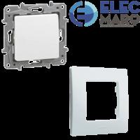 Les Complets Legrand Niloé - Bouton Poussoir  avec Elecmarq - Elec12