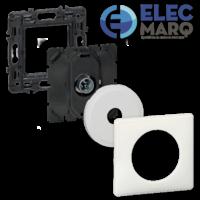 Les Complets LEGRAND Céliane - Prise tv Simple avec Elecmarq - Elec 7