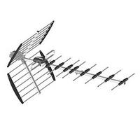 TONNA Antenne extérieure UHF Azur 1.08m - Réf 250213