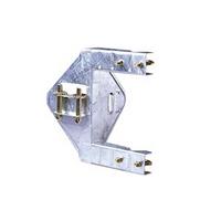 TONNA Cerclage simple galvanisé pour fixation cheminée - Réf 508900