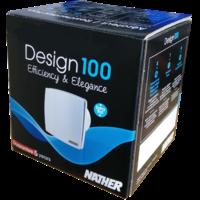 NATHER Aérateur Design 100K Ø 100 - Ref 549018
