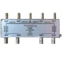 CAE - Répartiteur Télévision terrestre et satellite 8 directions avec passage de courant - Réf - S8WN