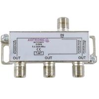 CAE - Répartiteur Télévision terrestre et satellite 3 directions avec passage de courant - Réf - S3WN
