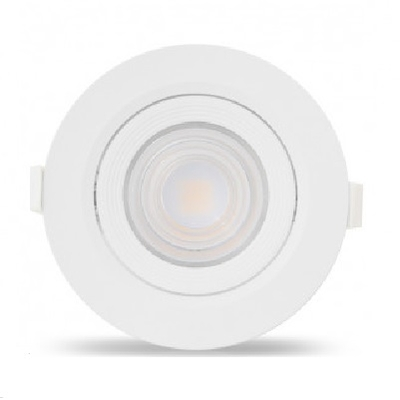MIIDEX - Spot LED SMD Orientable 18W 4000°K - Réf - 763622