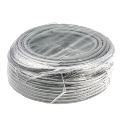 CAE - Câble d'alimentation souple harmonisé 4G 0.75mm² - Gris - Couronne 50m - Réf - HO5VV-F4G075G