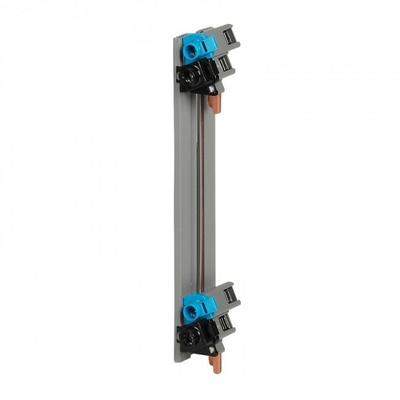 LEGRAND -  Peigne vertical VX³ - entraxe 125 mm - pour coffret 2 rangées  - REF - 405000