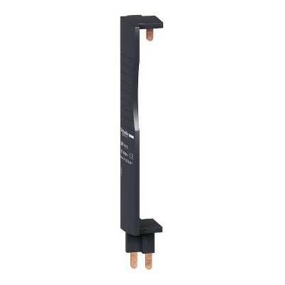 SCHNEIDER ELECTRIC - Pragma peigne vertical DuoLine XP pour ID'clic 25 ou 40 A - entraxe 150mm - REF 14901