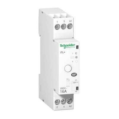 SCHNEIDER ELECTRIC - Télérupteur silencieux 1P 16A 230VCA - REF A9C15032