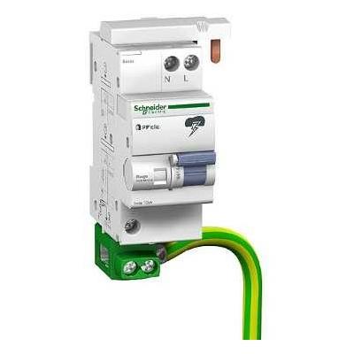 SCHNEIDER ELECTRIC - Resi9 XP - parafoudre combi - 10ka - 1p+n avec accessoires- REF R9PLC