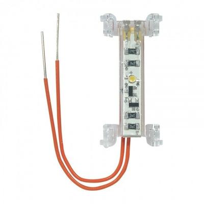 LEGRAND - Voyant lumineux 230 V - conso. 0,15 mA - REF 665090