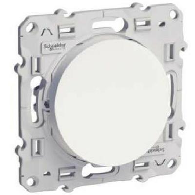 SCHNEIDER ELECTRIC - Odace va-et-vient Blanc 10 A à vis - REF S520204