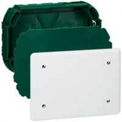 LEGRAND - Boîte complète Batibox pour dérivation - rectangulaire - 230x180x50 mm - REF 089275