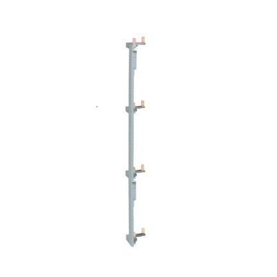 HAGER - Barre alimentation - ID pour 4 rangées entraxe 125 mm - Ref KCN425