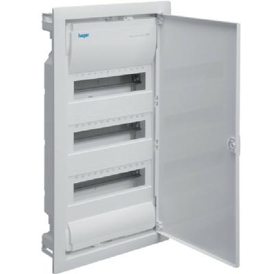 HAGER - Coffret encastré - Volta, 36 modules - Ref VU36ND