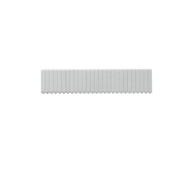 HAGER - Obturateur en bande 18 modules - Ref JP015