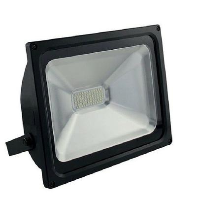 MIIDEX - Projecteur extérieur Led 50W IP65 6000K Noir - REF - 80036