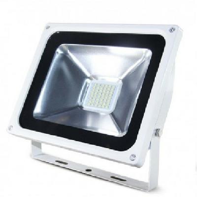 MIIDEX - Projecteur extérieur Led 50W IP65 6000K Blanc - REF 80031W