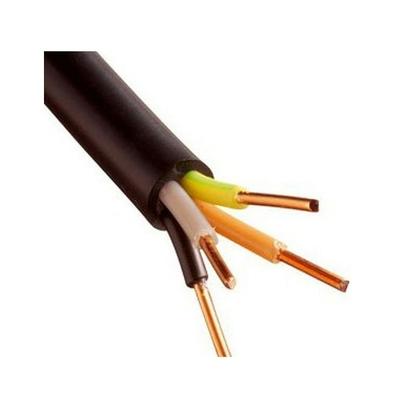 Câble électrique RO2V 4G 2.5 - Couronne de 100m - Miguelez - Ref - CabrO2v4G2.5