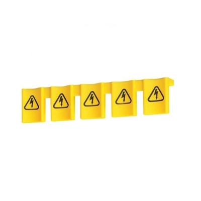 HAGER - Profil de protection des barres en rés - Ref KZ059
