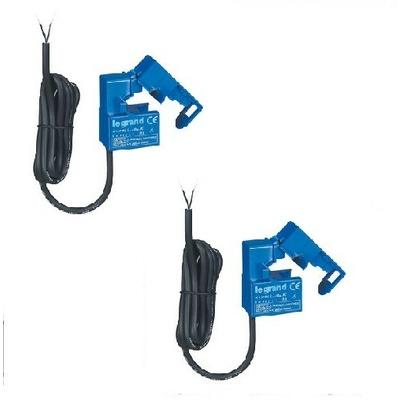 LOT - LEGRAND - 2 Transformateurs de courant - 90 A maxi ref 412002