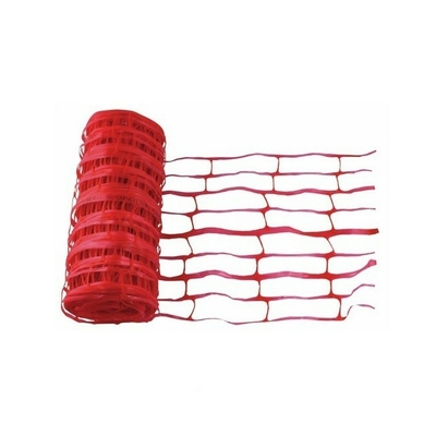 Grillage avertisseur rouge 30cm, L.100 m - ref 10030R