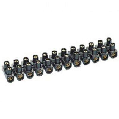 LEGRAND - Barrette de connexion Nylbloc - cap 10 mm - noir - REF 034215
