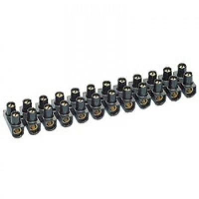 LEGRAND - Barrette de connexion Nylbloc - cap 16 mm - noir - REF 034217