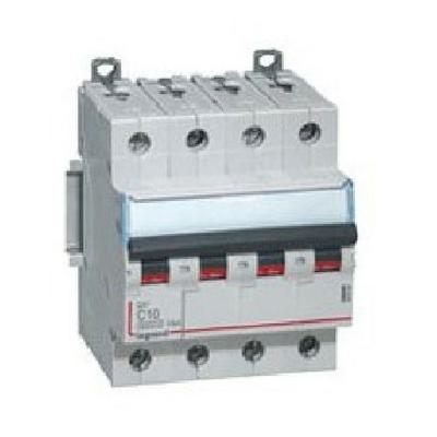 LEGRAND - Disjoncteur DX 4500 - vis/vis - 3P - 400 V~ - 16A - 6kA - courbe C - 1 mod - REF - 406892