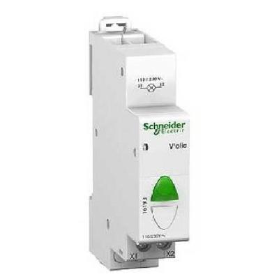 Schneider Electric - VOYANT VCLIC VERT 230V - ref 16193