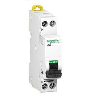 SCHNEIDER ELECTRIC - Prodis, Disjoncteur DT40 1P+N 16A Courbe C - Réf - A9N21025