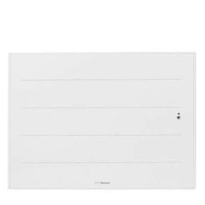Thermor - Radiateur connecté Ovation 3 - Horizontal - 750W - Blanc - REF 480221