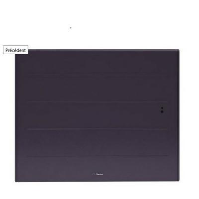 Thermor - Radiateur connecté Ovation 3 - Horizontal - 1250W - Gris - REF 480404