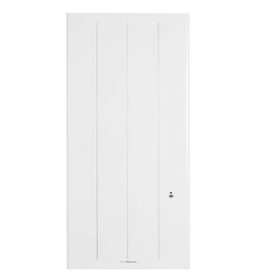 Thermor - Radiateur connecté Ovation 3 - Vertical - 1000W - Blanc - REF 430231