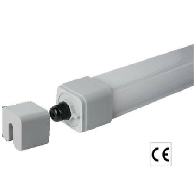 MEGAMAN - Luminaire Etanche LED Intégré DINO 2 53W - 150cm - Réf MM08273