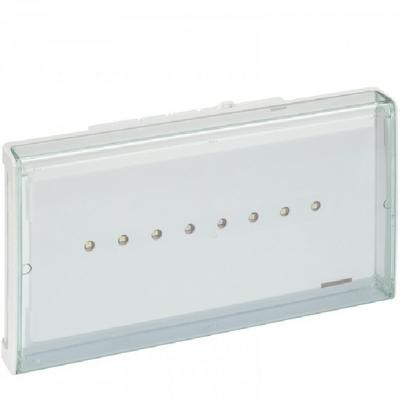 LEGRAND - BAES d'ambiance saillie IP43 IK07 plastique ECO2 SATI AutoDiag pour ERP et ERT - Réf - 062565