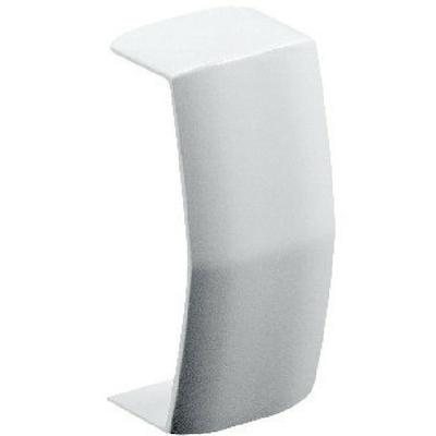 REHAU - Jonction de couvercle pour Moulure  Atriane - 22X12 mm - Ref - 735705 -100