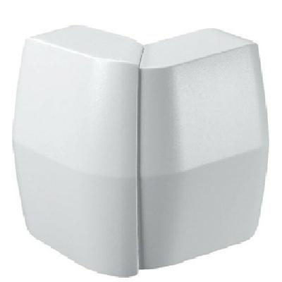 REHAU - Angle exterieur variable pour Moulure  Atriane - 22X12 mm - Ref - 735707 -100