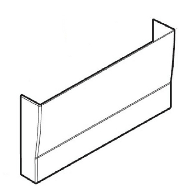 REHAU - Jonction sol plafond Cofralis 18 modules - REF - 343001-100